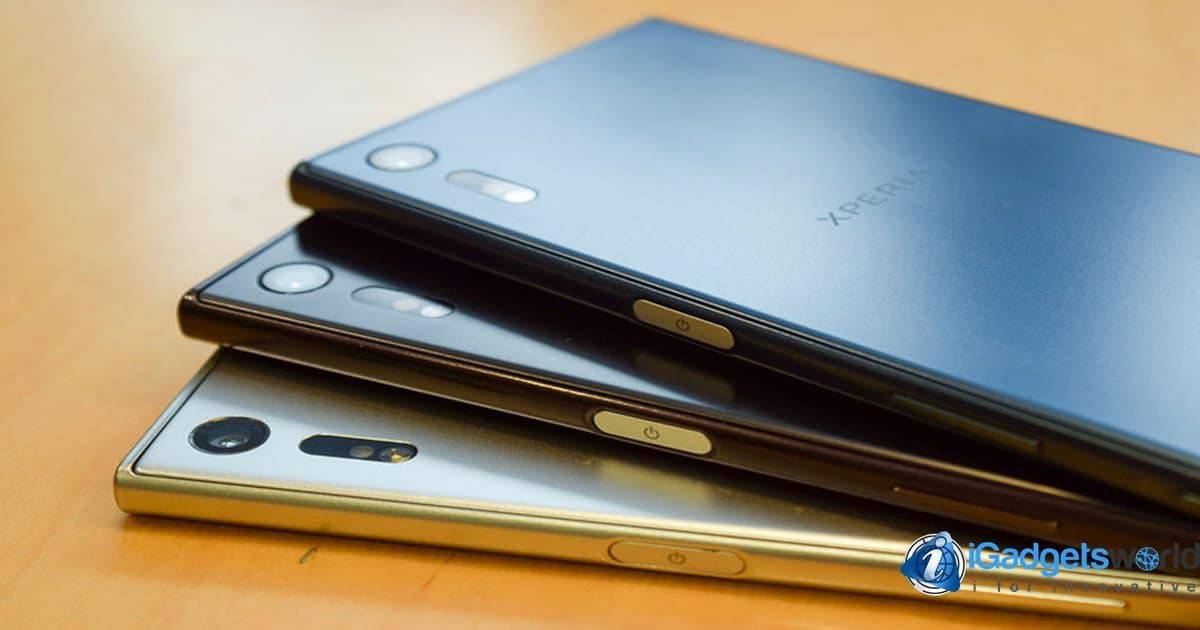 Sony Xperia XZ and Sony Xperia X Compact