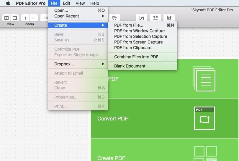ISkySoft PDF Editor Pro For Mac Review | IGadgetsworld