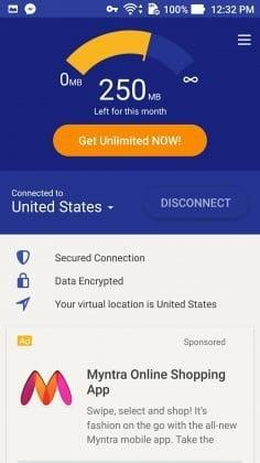 Privacy Matters for Anyone! Protect yours' using Rocket VPN - 4