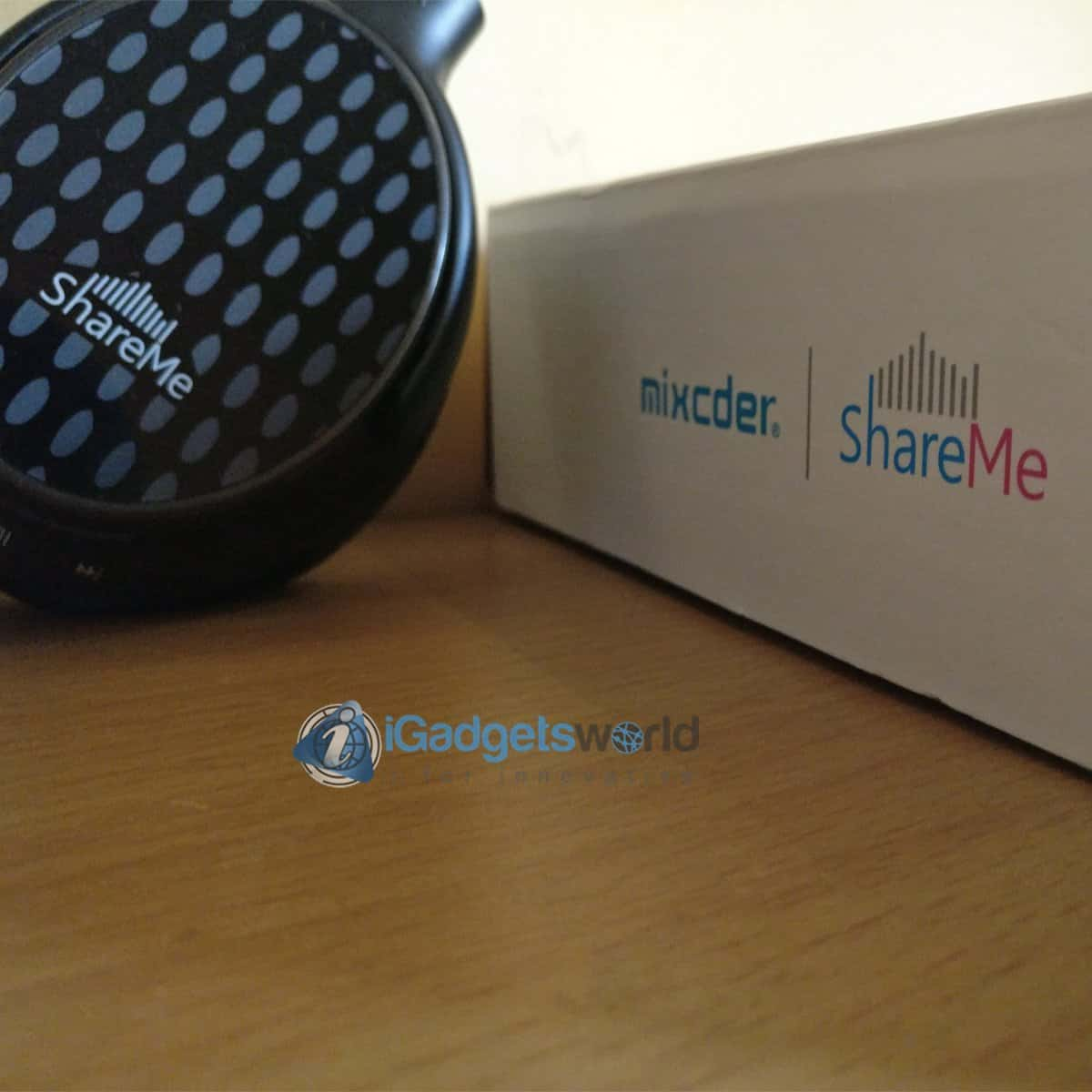 Mixcder ShareMe ProBluetooth headphone Review