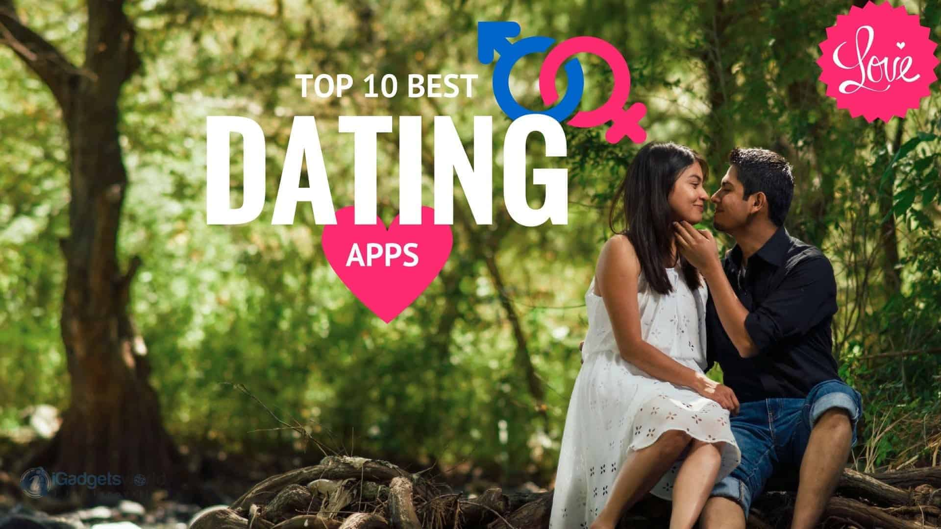 List of best dating apps in the world