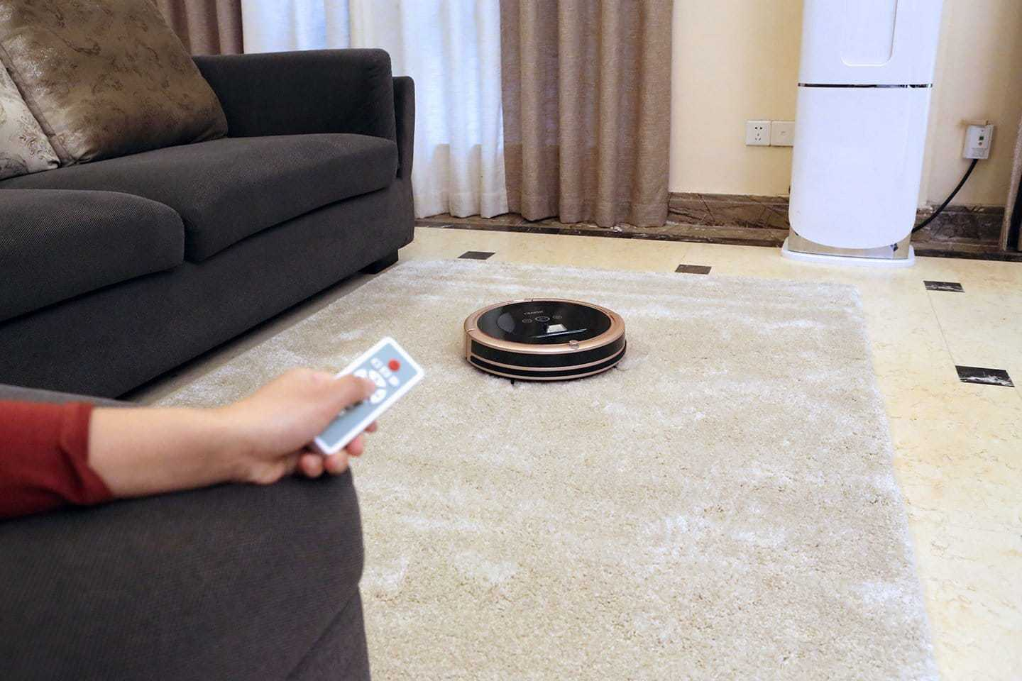 Introducing The Next Generation i5 Robot Vacuum Cleaner Expected To Hit IndieGoGo Soon - 1