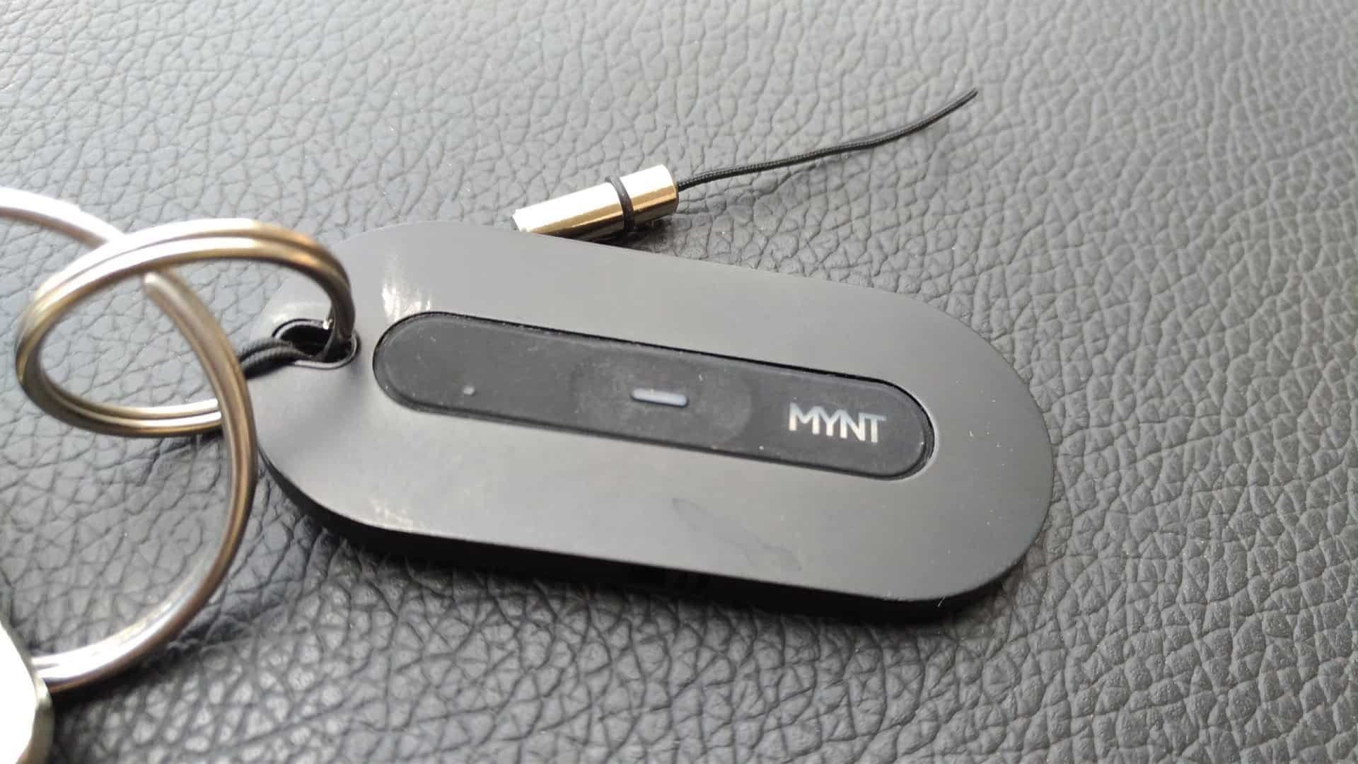 Mynt Smart Tracker & Key Finder Review - You'll Only Need This One Tiny Gadget To Track All your Belongings! - 1