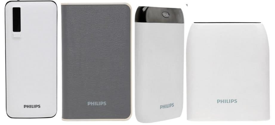 ATI Electronics Launches Philips Power Banks & Accessories In India - 4
