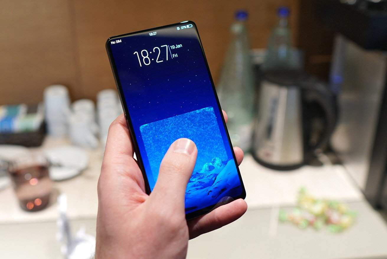 Fingerprint scanner on Phones: History and Evolution, but do we really need that? | TL;DR Added - 1
