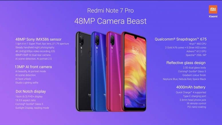 Redmi Note 7 Vs Redmi Note 7 Pro - Which one to buy? [My Opinion] - 2