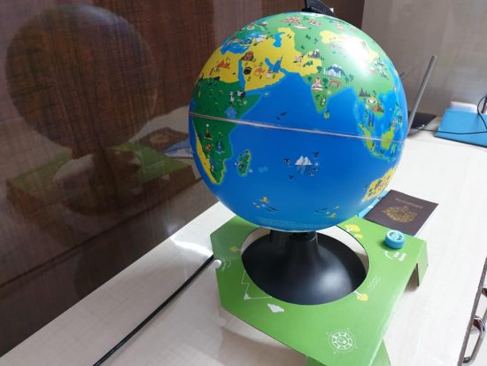 Shifu Orboot Review - Travel & Learn with AR Globe - 17
